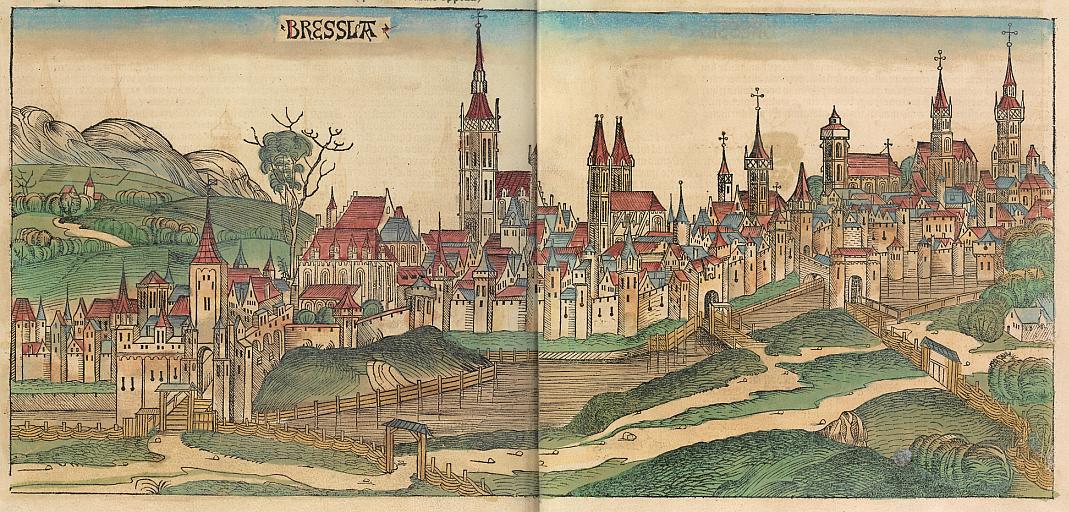 Rozkwit Wrocławia w XIII-XVI wieku