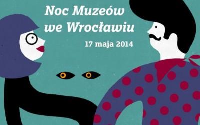 Zaproszenie na Noc Muzeów, sobota 17 maja 2014