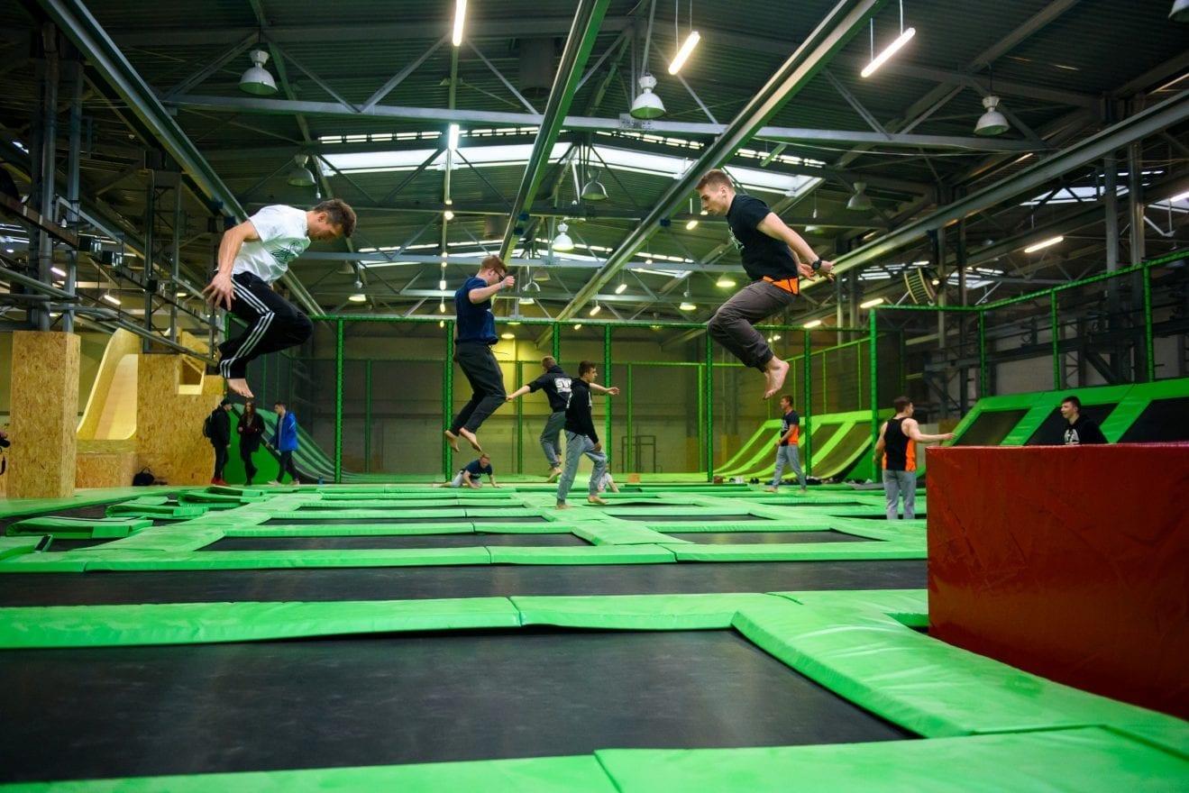 Wielkie otwarcie GO Jump już jutro!
