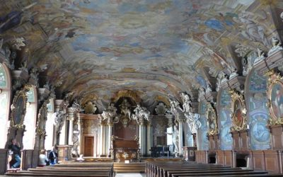 Aula Leopoldina Uniwersytetu Wrocławskiego – perła barokowej architektury