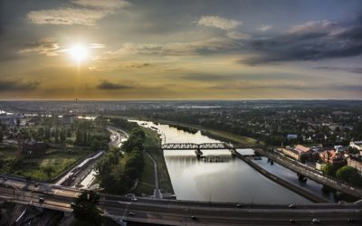 Plaża miejska przy Moście Milenijnym we Wrocławiu już otwarta!