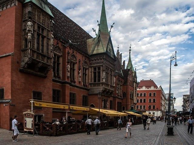 Piwnica Świdnicka – najstarsza restauracja w Europie