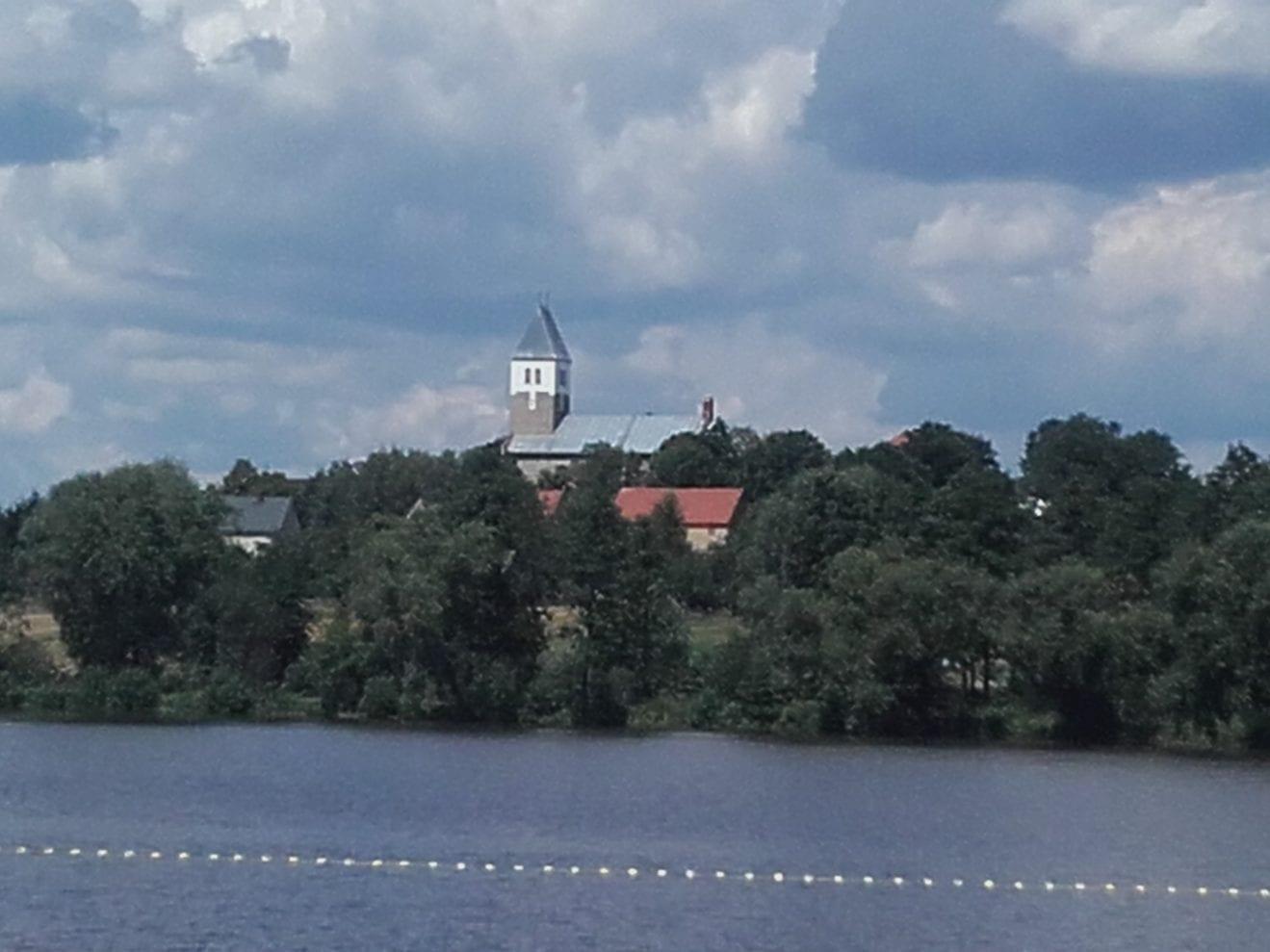 Ośrodek wypoczynkowy w Białym Kościele