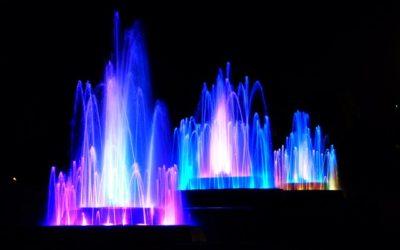 Nowoczesne atrakcje Wrocławia – fontanny