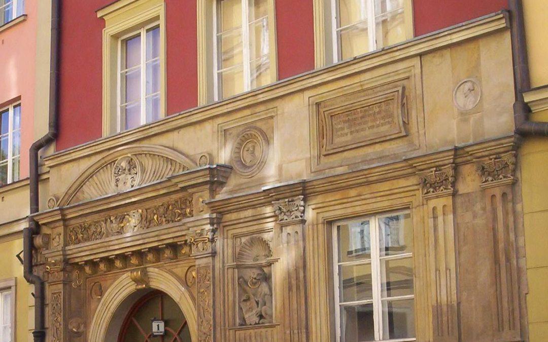 Wrocławskie kamienice – Kamienica Heinricha von Rybischa