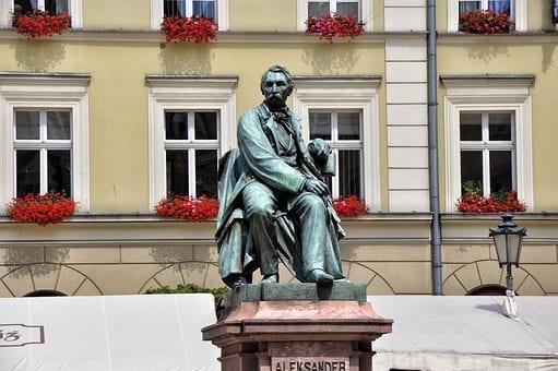 Pomnik Aleksandra Fredry we Wrocławiu