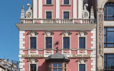 Wrocławskie kamienice – Kamienica Pod Złotym Psem