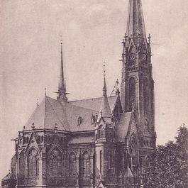 Nieistniejący kościół Marcina Lutra we Wrocławiu