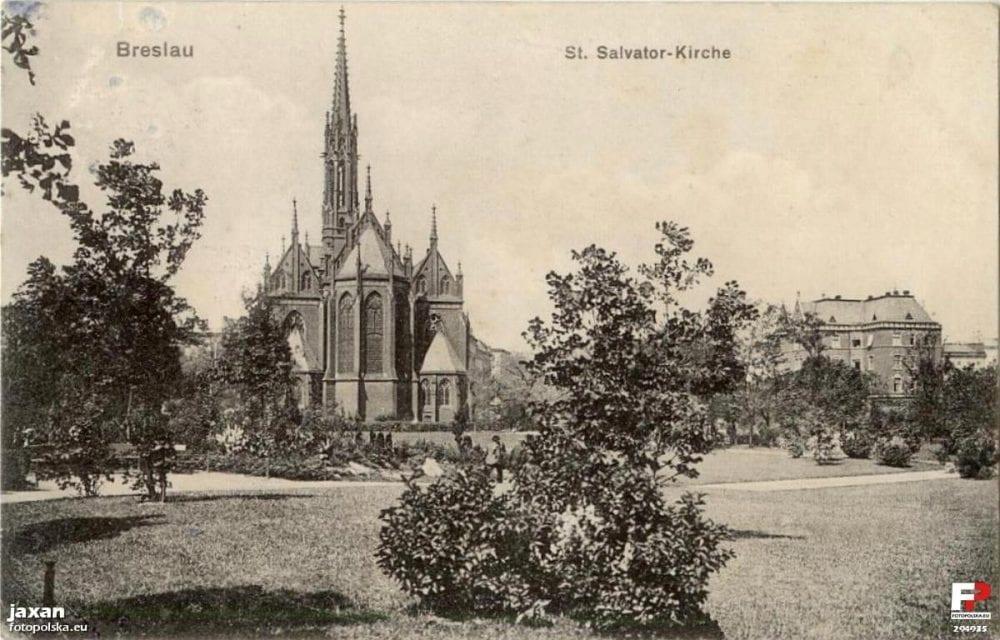 Nieistniejące już świątynie Wrocławia