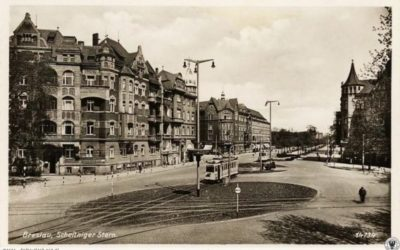 Plac Grunwaldzki – powojenna odbudowa