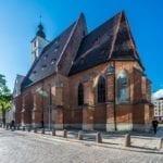 Zabytkowy kościół św. Krzysztofa we Wrocławiu