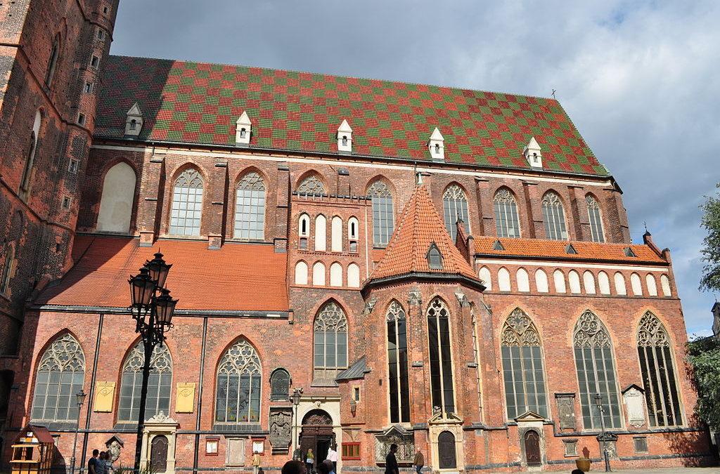 Epitafium Sebalda Saurmanna w kościele Świętej Elżbiety we Wrocławiu