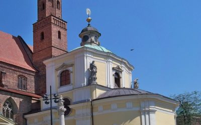 Kaplica Hochberga w katedrze pw. św. Wincentego i św. Jakuba we Wrocławiu