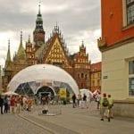 Wrocławski rynek – średniowieczny plac targowy