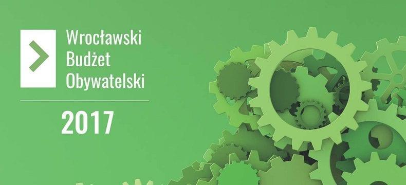 Wrocławski Budżet Obywatelski 2017 – wygrywają zieleń i rekreacja