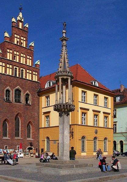 Historia wrocławskiego pręgierza