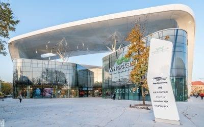 Centrum handlowe i pszczoły, czyli o niecodziennym projekcie we Wroclovii