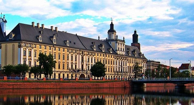 Naukowa historia Wrocławia