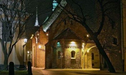 Kościół św. Idziego i legenda o Bramie Kluskowej