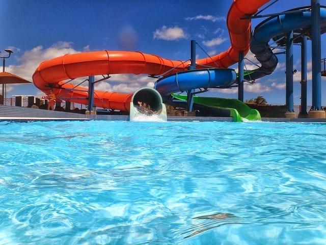 Aquapark, trochę relaksu, szaleństwa i dużo wody!