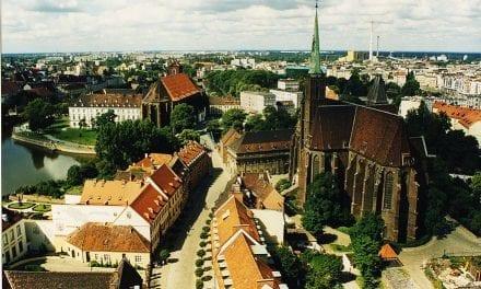 Ostrów Tumski – Zamek Piastów Śląskich