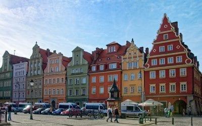 Mityczna trasa we Wrocławiu