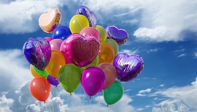 Balonowo- kolorowo, czyli nietypowe widowisko teatralne dla najmłodszych