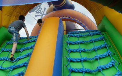 Arena Gigantów, czyli szaleństwo i zabawa dla najmłodszych