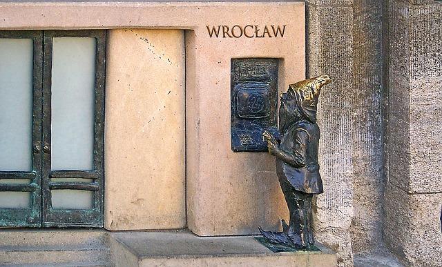 Wrocławska przygoda z krasnalami