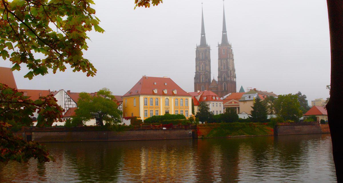 Darmowe spacery z przewodnikiem – poznaj tajemnice Wrocławia