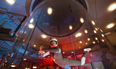 Poznaj emocje towarzyszące lotom w tunelu aerodynamicznym we Wrocławiu!