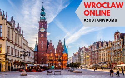 Wrocław online – czyli najciekawsze propozycje wydarzeń w Internecie