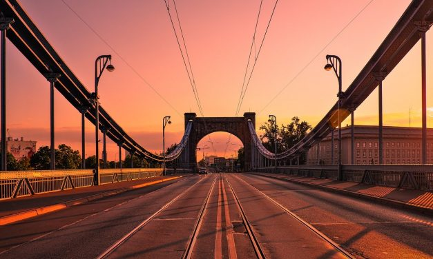 Wrocław i najwspanialsze jego mosty