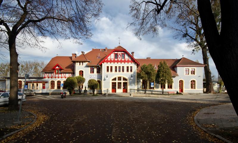 Brochów — zielona dzielnica blisko centrum