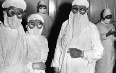 Wrocław w czasie epidemii ospy prawdziwej