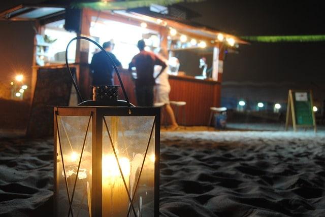 Beach bary we Wrocławiu